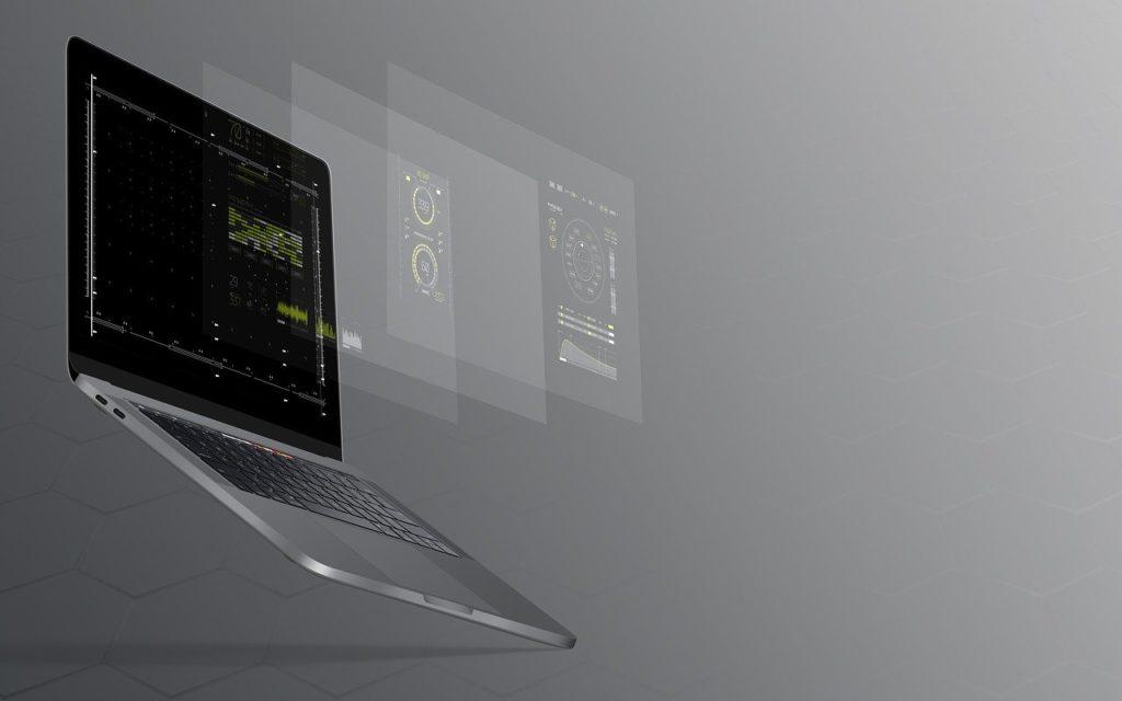 laptop, notebook, macbook